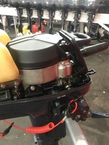 Yamaha Malta 3 pk 2-takt