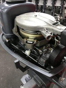 Yamaha 4 pk 2-takt