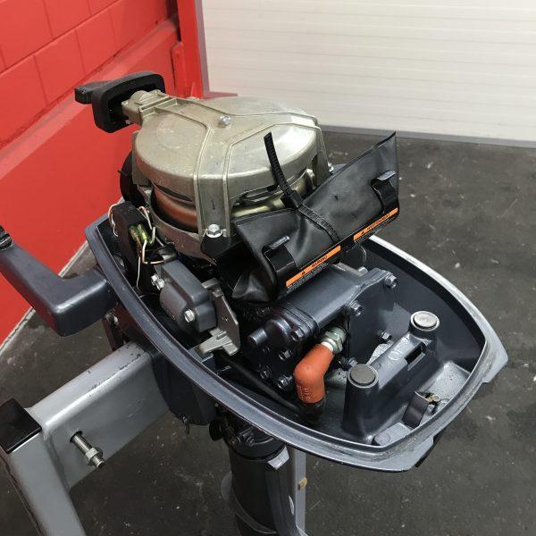 Yamaha 5 pk 2-takt
