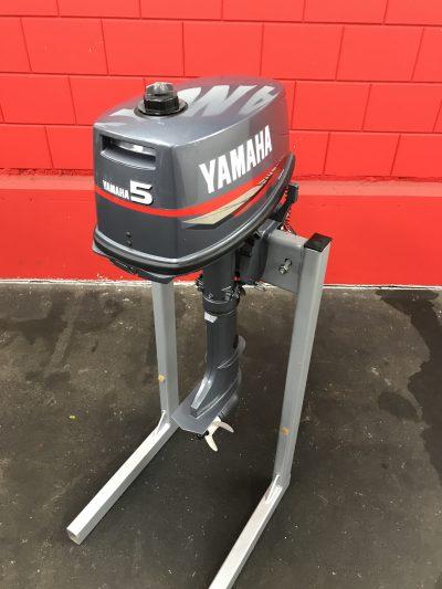 Yamaha 5 pk 2-takt Nieuw