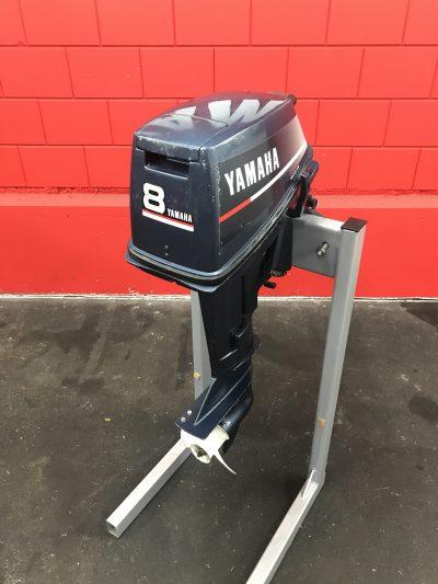 Yamaha 8 pk 2-takt kortstaart gebruikt