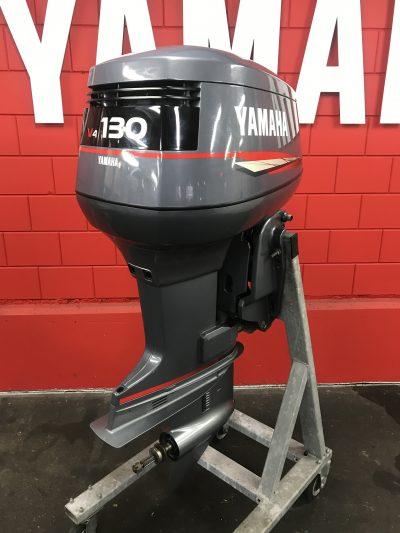 Yamaha 130 pk 2-takt langstaart gebruikt