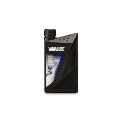 Yamaha YMD-63060-01-00 YAMALUBE SYNTHETIC 10W40 1L
