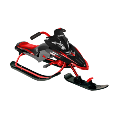 Yamaha N16-MP603-C0-00 SNOW BIKE BLACK-RED