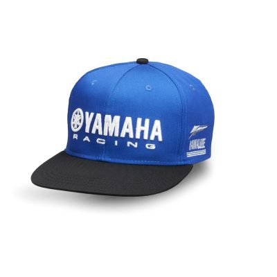 Yamaha N18-FH300-E1-00 PB ADULT FLAT CAP SAGA BLUE
