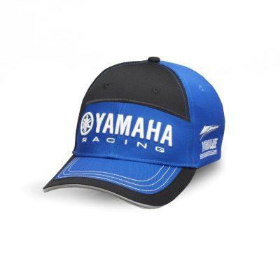 Yamaha N18-FH302-E1-00 PB ADULT RACE CAP KOCHI BLUE