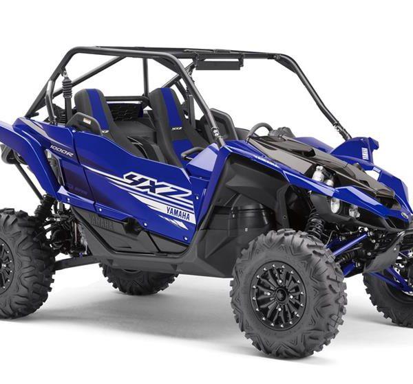 YXZ1000R SE Blue